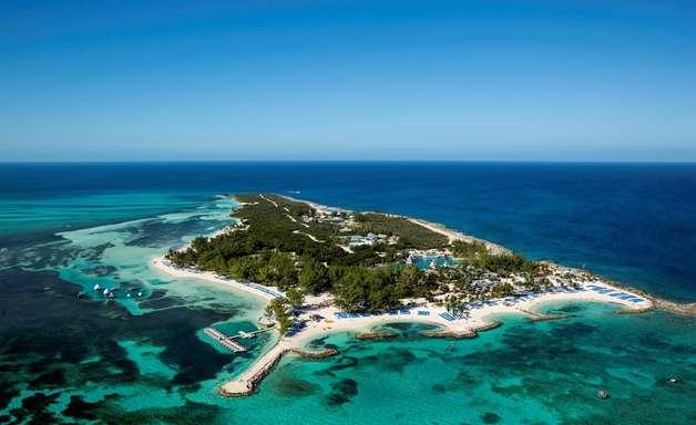 Paraísos exclusivos: conheça 7 praias dos cruzeiros