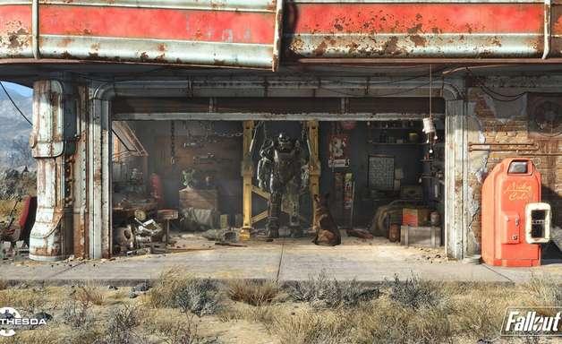 Saiba como fazer modificar sua Power Armor em 'Fallout 4'