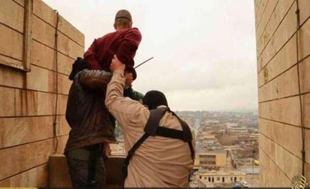 A brutal perseguição do Estado Islâmico aos gays