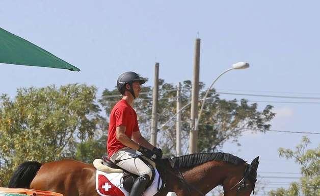 Cavalo campeão olímpico em Londres vai se aposentar