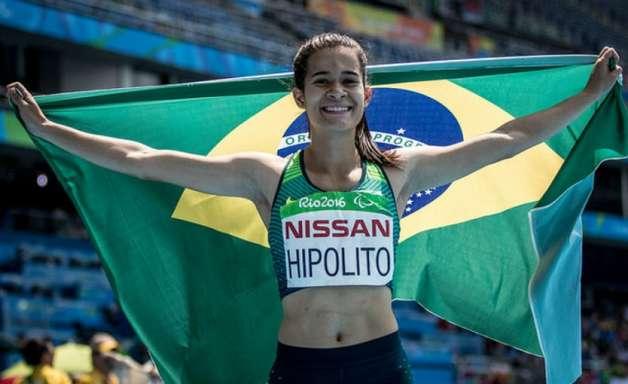 Bronze nos 400m rasos faz Brasil superar marca de Londres