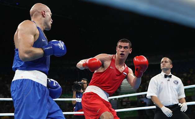 Associação suspende 36 árbitros de boxe dos Jogos Rio 2016