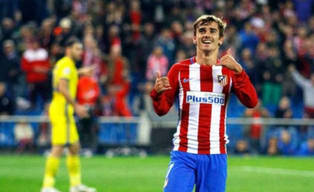 "Atlético descarta Griezmann no Real: ""nenhuma hipótese"""