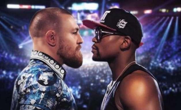 Mayweather revela que ofereceu US$ 15 mi a McGregor por luta