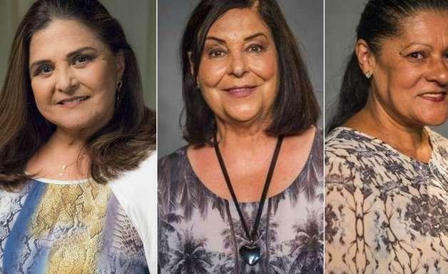 Veteranas roubam a cena com personagens maternais em novela