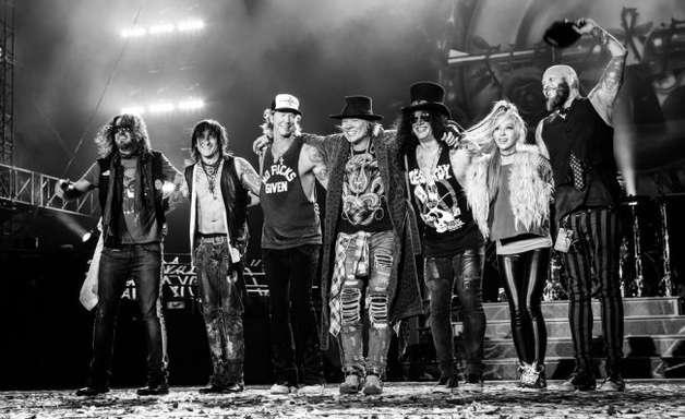 Com Guns e estreia de The Who, noite do Rock in Rio promete