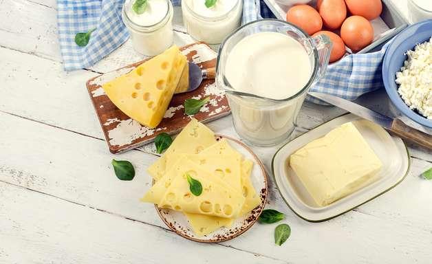 Productos lácteos, los amigos de unos dientes sanos