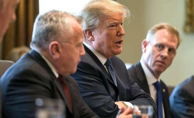"""""""Pode ser muito em breve"""", diz Trump sobre ataque à Síria"""