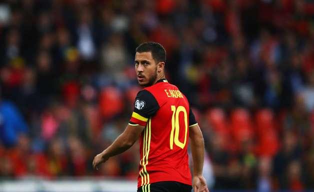 Técnico da Costa Rica não conhecia Hazard, astro da Bélgica