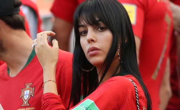 Namorada de CR7 e outras torcedoras se destacam hoje na Copa