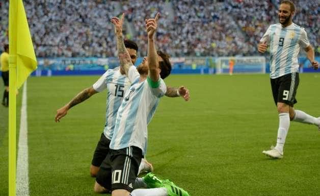 Messi e a vitória do futebol