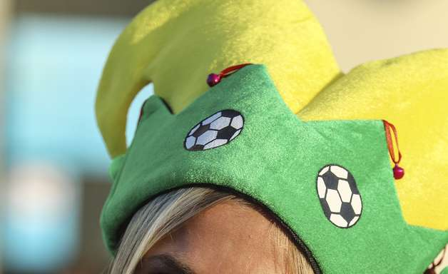 Brasil nas oitavas! Veja fotos pelo País e na Rússia