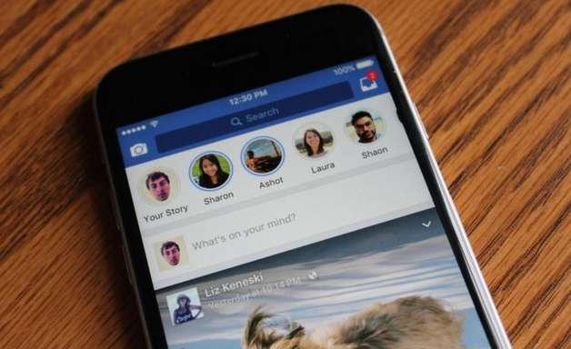 Facebook Stories agora conta com reações e bate-papo em grupo