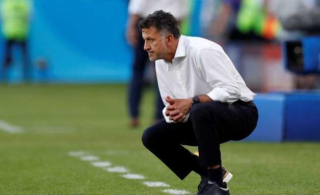 Técnico do México, Osorio exalta Brasil: 'Melhor do mundo'