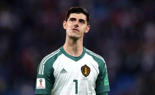 Goleiro belga afirma que preferia ter perdido para o Brasil