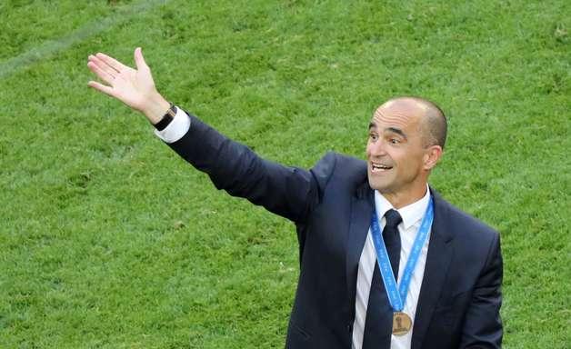 'O país está orgulhoso', diz Martínez sobre 3º lugar belga