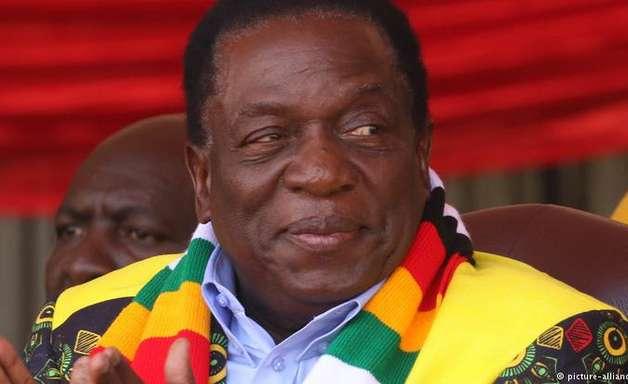 Mnangagwa é eleito presidente do Zimbábue