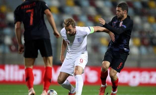 Croácia e Inglaterra empatam pela Liga das Nações