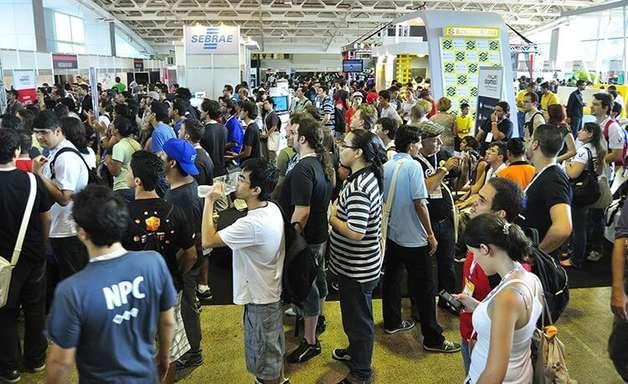 Evento de tecnologia leva games indies a Foz do Iguaçu