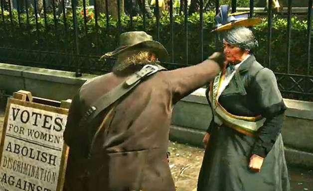 """Jogadores """"espancam"""" feministas em Red Dead Redemption 2"""