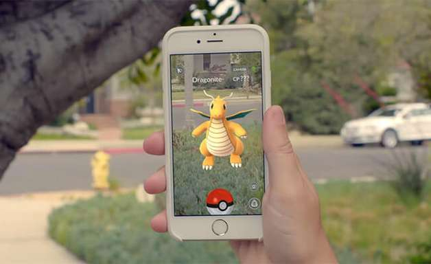 Realidade aumentada personaliza Pokémon GO na vida real