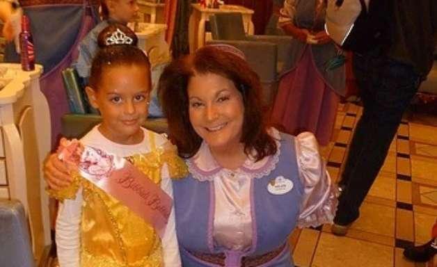 Bibbidi Bobbidi Boovirei uma princesa!