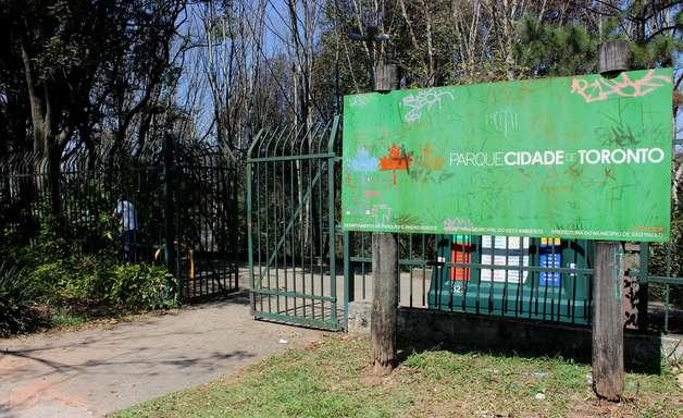 Cidade de Toronto - parque localizado em Pirituba está em situação de abandono