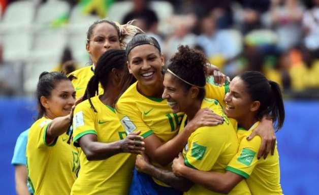 Seleção feminina dispara audiência da Globo no Rio e em SP