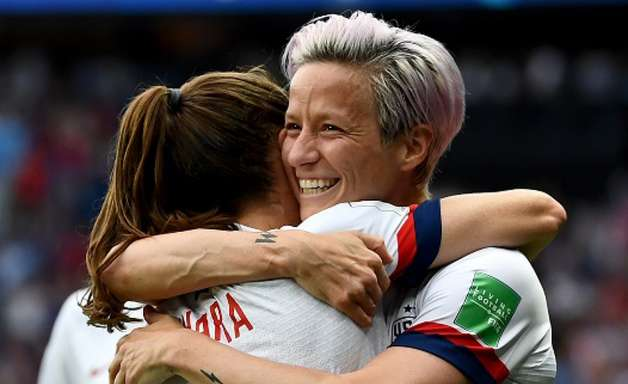 EUA batem França e chegam às semifinais da Copa feminina