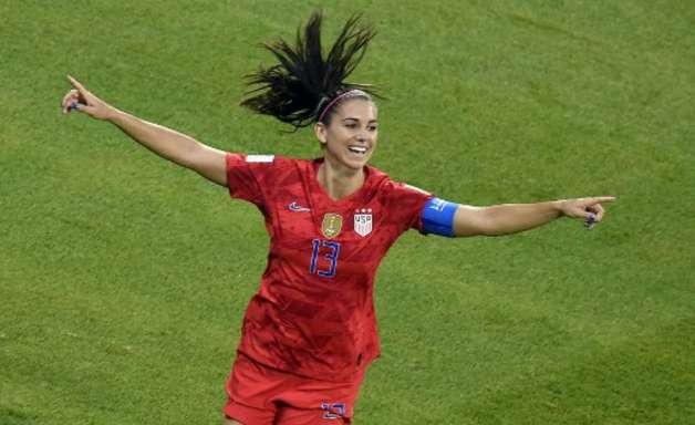 Estados Unidos vencem Inglaterra e avançam à final da Copa