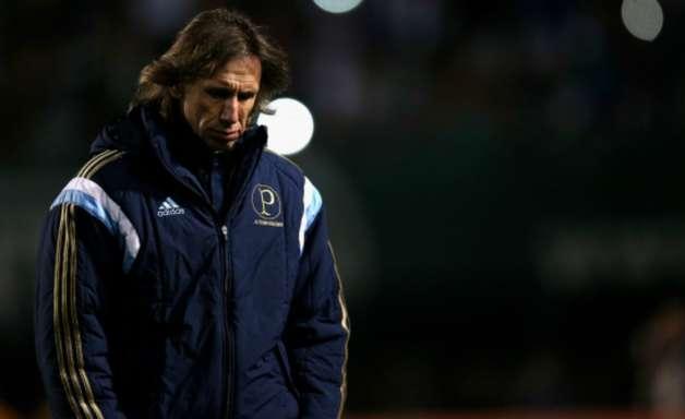 Como foi a passagem de Ricardo Gareca no Palmeiras e por que ele foi demitido?