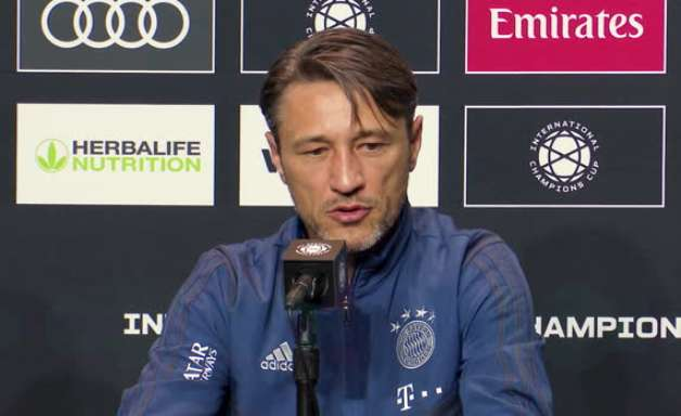 "Kovac: ""Bayern quer ir mais longe na Champions"""