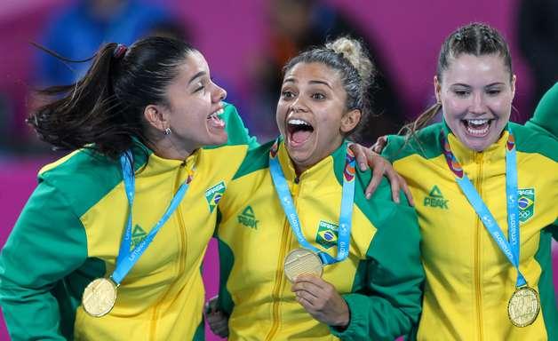 Brasil tem o maior aproveitamento de vagas olímpicas no Pan