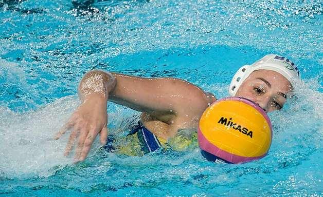 Brasil vence e fica com o bronze no polo aquático feminino