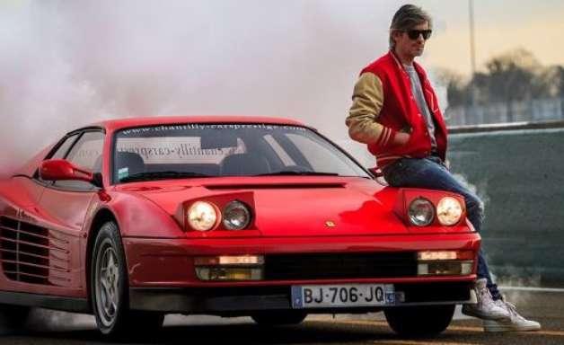 As cinco Ferraris mais charmosas da história