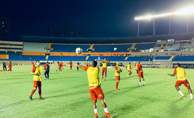 Vila Nova e Criciúma ficam no empate em duelo direto contra o Z4