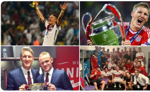 Bastian Schweinsteiger anuncia aposentadoria aos 35 anos