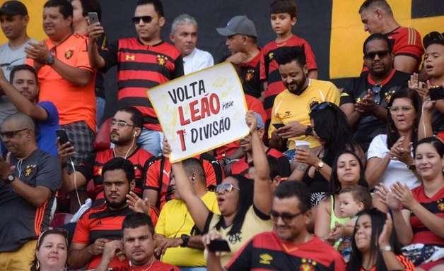 Sport vence Criciúma e se aproxima do acesso à Série A