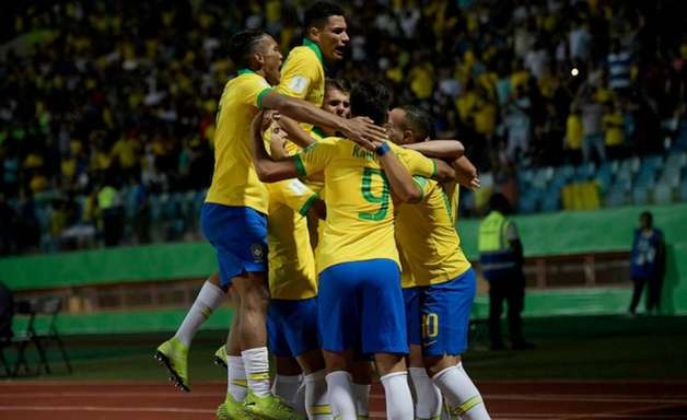 Brasil bate Itália e avança para semifinal do Mundial Sub-17
