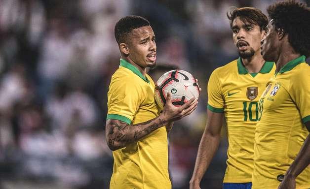 Gabriel Jesus perde terceiro pênalti seguido em derrota do Brasil para Argentina