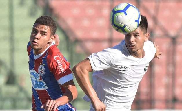 Dois clubes entram na briga com o RB por Anderson Ceará, do Santos