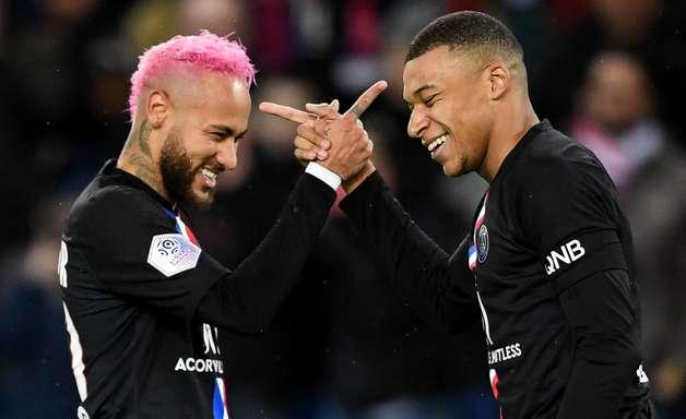 Os maiores salários do Francês: Neymar, Mbappé e Thiago Silva lideram