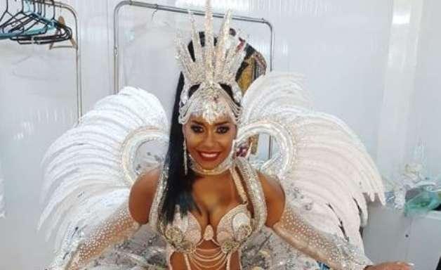 Rainha da Beija-Flor, Raíssa revela ano de superação em 2020