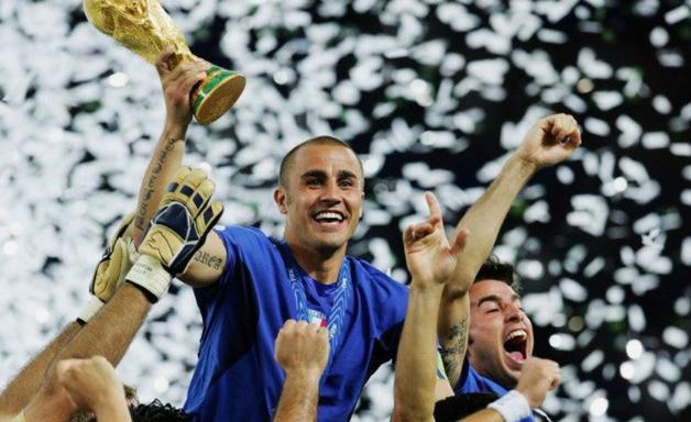 """Cannavaro publica carta sobre coronavírus: """"Nenhum de nós é o Super-Homem"""""""