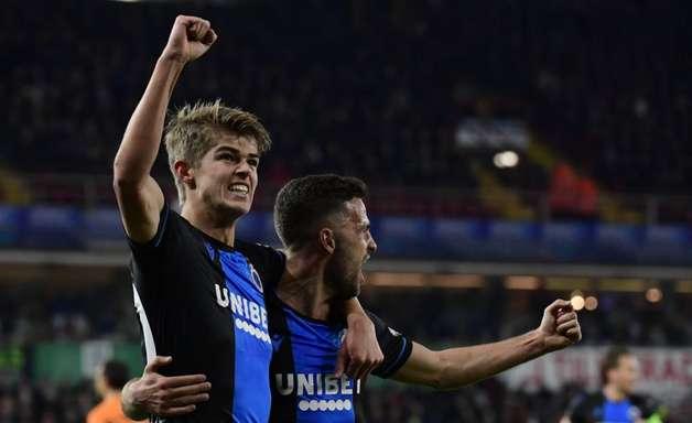 Primeira liga europeia cancelada, o Brugge é campeão belga