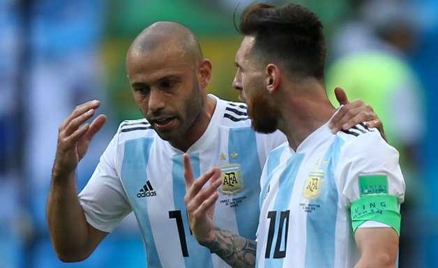 """Mascherano e os segredos de Messi para ser """"de outro planeta"""""""