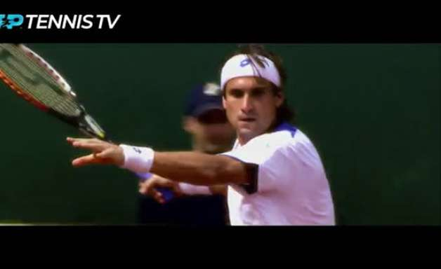 TÊNIS: ATP: Flashback: Nadal passa à final de 2010 em Monte Carlo