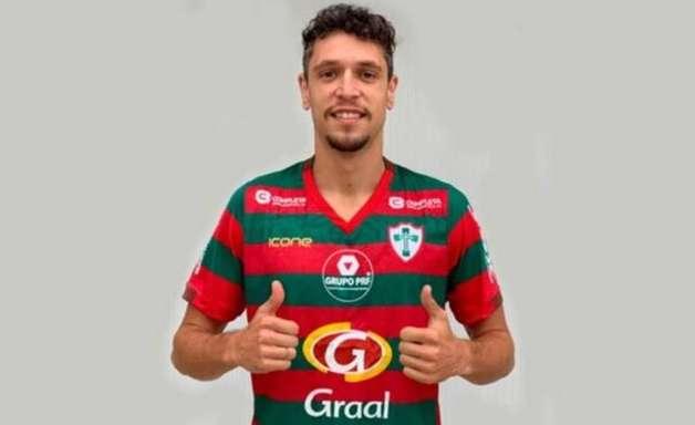 Portuguesa anuncia a contratação do zagueiro Ícaro, do Aparecidense