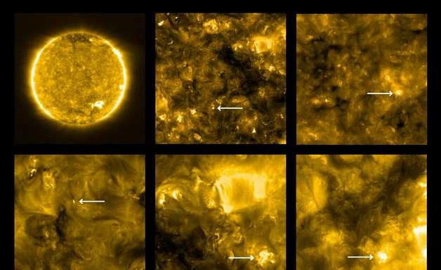 Nasa e ESA divulgam fotos inéditas da superfície do Sol