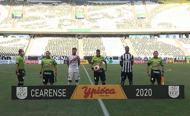 Ceará vence Ferroviário e Clássico-Rei decidirá o estadual pela terceira vez consecutiva